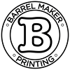 Barrel Maker Printing