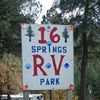 Sixteen Springs Canyon RV Park