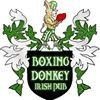 Boxing Donkey