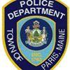 Paris Police Department - Maine USA