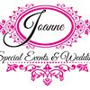 Joanne Special Events and Weddings