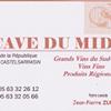 CAVE DU MIDI
