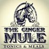 The Ginger Mule Tonics and Meals