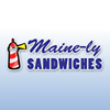 Maine-ly Sandwiches