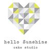 Hello Sunshine Cake Studio