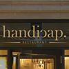 Restaurant handicap. im Hotel Anne-Sophie