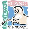 """Hôtel - Restaurant """"Le Cheval Blanc"""""""