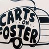 Carts on Foster