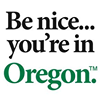 Be nice, you're in Oregon.