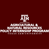 Texas A&M Agricultural and Natural Resources Policy Internship Program