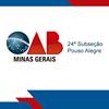 OAB 24ª Subseção Pouso Alegre