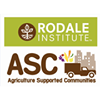Rodale Institute Agriculture Supported Communities