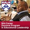 Mid-Career Doctoral Program in Ed Leadership