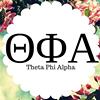 Theta Phi Alpha - Beta Beta Chapter TCNJ