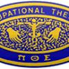Pi Theta Epsilon-Delta Iota Chapter