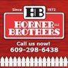 Horner Brothers Fence