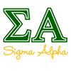 Sigma Alpha- Alpha Lambda Chapter