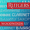Rutgers Woodwinds, Mason Gross School of the Arts