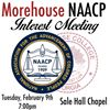 NAACP Morehouse Chapter