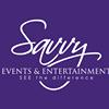 Savvy Events & Entertainment