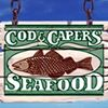 Cod & Capers Seafood - Retail Marketplace and Café