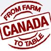 From Farm To Table Canada