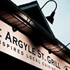 The Argyle Street Grill