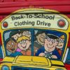 Back to School Clothing Drive