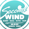 Second Wind Maui - Surf, Sail, Kite & SUP since 1985