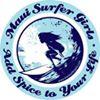 Maui Surfer Girls