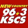 New Country 96.3 KSCS thumb