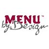 Menu By Design