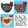 Pete and Jen's Backyard Birds