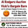 Al Rodgers Auction & Vicki's Bargain Barn