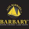 Sail Barbary on Lake Taupo