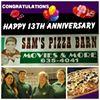 Sam's Pizza Barn