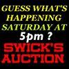Swick's Auction