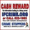 Crime Stoppers Idaho Falls - Bonneville County