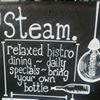 Steam Bistro, Coniston