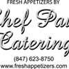 Fresh Appetizers by Chef Paul Catering