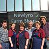 Newlyns Farm Shop, Café & Cookery School