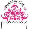 Peace Of Cake Cupcakes By Daniela