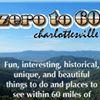Zero to 60 Charlottesville