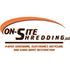 On-Site Shredding