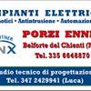 PORZI ENNIO impianti elettrici
