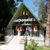 McDonald's Blue Jay California