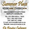 Summer Place Boksburg, Wedding & Conference Venue.