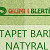 Tapet Bari Natyral-Qilimi i Blerte