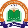 Al Hamd College ACPE