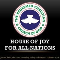 RCCG House of Joy for all nations